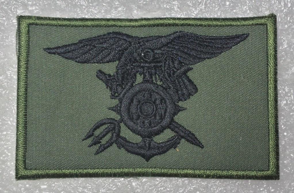 Udt navy seal diver patch