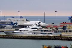 Sochi 24 (Alexxx1979) Tags: city sea spring russia yacht may blacksea sochi 2015 город россия весна море май яхта сочи черноеморе краснодарскийкрай krasnodarkrai