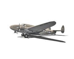 Lockheed C-60 (david.horst.7) Tags: plane airplane aircraft military wwii transport cargo lockheed usaf c60 lodestar