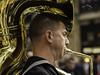 portrait Us navy band (luigi ricchezza) Tags: street bokeh toledo napoli naples marines galleria galleriaumberto fiato usnavyband