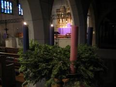 Advent 2015 (Saint John's Church, Passaic, New Jersey) Tags: advent adventwreath anglican episcopal highaltar anglocatholic adviento altarmayor anglicanos coronadeadviento misacantada sungmass episcopales saintjohnschurchpassaicnewjerseyusa anglocatolicos