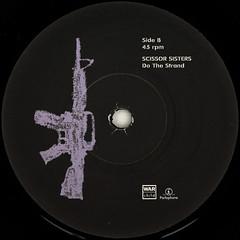 War Child presents Heroes B - Scissor Sisters - Do the Strand (Roxy Music) (Leo Reynolds) Tags: xleol30x squaredcircle 45rpm record single vinyl platter disc sqset123 canon eos 40d xx2015xx sqset