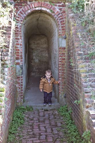 Bunker exploration
