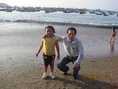 IMG_1869 (mejiafigueroa.juancarlos) Tags: en mi de la playa es ancon con pequeña hija incomparable