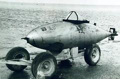 Torpille kamikaze japonaise retrouvé à Saipan en 1946