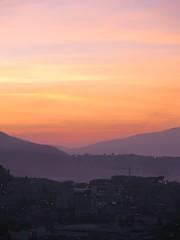 (giòvanna) Tags: tramonto campagna cielo colori strati profondità