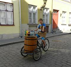 Curiosos Medios de Transporte Estonia 04 (Rafael Gomez - http://micamara.es) Tags: de estonia medios transporte curiosos