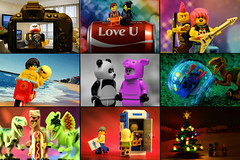 2015: My first year of Legophotography (Lesgo LEGO Foto!) Tags: cute love fun toy toys photography photographer lego newyear minifig collectible minifigs omg recollection collectable minifigure 2015 minifigures legophotographer legophotos legophotography legophoto legography collectibleminifigures collectableminifigure coolminifig
