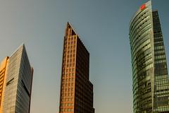 Potsdamer Platz (pyrolim) Tags: berlin potsdamerplatz architektur hochhuser modern fassaden glas