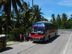 Davao Metro Shuttle 501 (Monkey D. Luffy 2) Tags: daewoo mindanao bus photography philbes philippine philippines enthusiasts society