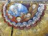 Salimbeni - Saint John baptizes Jesus Christ in the Jordan river, detail God father & angels (petrus.agricola) Tags: lorenzo jacopo salimbeni scenes life saint john baptist urbino marche italy oratorio san giovanni battista