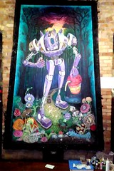 Artprize Artwork 2016 (PhotoJester40) Tags: inside indoors art artsy robot artprizeentry artprize2016 artprize colorful bright painting
