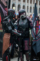 IMG_8407 (Angry_Hedgehog) Tags: cosplay costume play star wars zombie darth vader steampunk steam punk mandalore