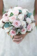Bouquet (R o b b a n) Tags: wedding flowers bouquet fujifilm fuji fujinon xt1 56 5612 12 sweden swedish depth field outdoor dress vsco