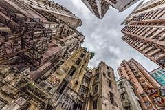 Hongkong (alexhfotoblicke) Tags: hongkong asia street nikond750 world sky building