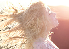 sarah2 (eclecticritic) Tags: windblown beautiful light portrait hair