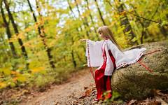 (CureLes) Tags: dd dollfiedream dds volks miruhi fall autumn