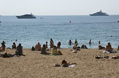 Cannes (Traigh Mhor) Tags: 2016 september ctedazur france riviera cannes beach promenade alpesmaritimes