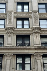 NYC_Fifth_141_004 (TNoble2008) Tags: 1896 1898 architecthenryedwardsficken architectrobertmaynicke ornament pilaster styleclassical stylecorinthianvariant typecommercial typecommercialloft typeurban