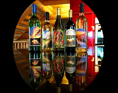 Product of Bluebird Estates Winery (peggyhr) Tags: peggyhr wine winelabels kitchen reflections logs granite homemadewine teamwork myphotolabels colourful img5191a bluebirdestates alberta canada level1peaceawardsp1 super~sixbronze☆stage1☆ thegalaxy infinitexposurel1 thelooklevel1red niceasitgets~level1 thelooklevel2yellow thelooklevel3orange thegalaxyhalloffame super~six☆stage2☆silver