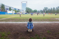 Futuro crack (rul57) Tags: buenosaires argentina futbol color fujifilmx100s streetphotograpy kid