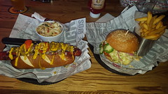 Rock & Brews Restaurant (cjacobs53) Tags: jacobs jacobsusa foot hot dog hotdog chicago demon burger chili peper onion fries pasta rancho cucamonga san bernardino county