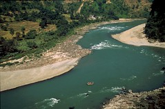 Trekking ANNAPURNA.. (lupus alberto) Tags: himalaya nepal annapurna fiume rafting