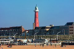 Leuchtturm Scheveningen (ralf.st) Tags: holland scheveningen leuchtturm ralfstamm meer küste niederlande 2016 nordsee strand denhaag zuidholland nl