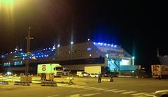 Ferry to mainland (jan.stefka) Tags: olbia iphone italy 2016 italie sargegna sardinie