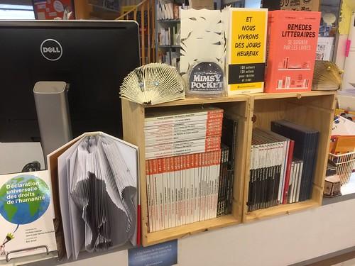 Librairie de l'Escalier à Melun