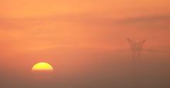 Le jour se lve (Bruno MATHIOT) Tags: dachstein alsace 55250 canon soleil sun orange color couleur silhouette shadow france french