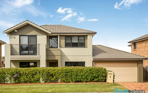 6 Skipton Way, Stanhope Gardens NSW 2768