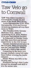 North Devon Journal, 17 November 2016