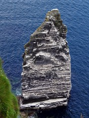 Cliffs of Moher, County Clare, Ireland(5) (Anne O.) Tags: 2014 clare cliffsofmoher countyclare irland klippenvonmoher panoramio6954847110188276
