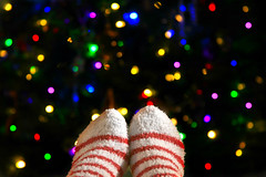 Relax (Cindy's Here) Tags: redwhite stripes socks canon ansh redwhitestriped scavenger16 explore