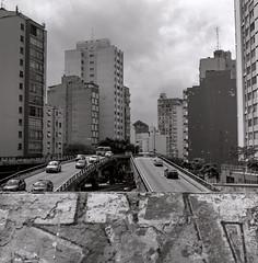 Minhoco (danielmendesortolani) Tags: minhoco yashica mat 6x6 120 fujifilm neopan across 100 fine art composition so paulo sp brazil fineart