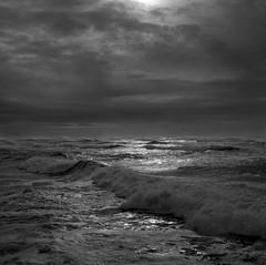 From a Jetty, Oregon (austin granger) Tags: jetty oregon surf ocean light fortstevens square film gf670