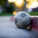 Goals // Minolta Auto Rokkor-PF 58mm 1:1.4
