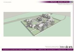 New Greenbelt Development Proposal in Stock