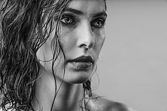 *** (shadobb) Tags:  portrait blackandwhite bnw bw hardlight aawetstories sony a7rm2 a7r2 gm2470 gm gmaster monochrome sepia girl beauty