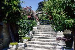 Secret Garden (Hubert Streng) Tags: greece rhodos city old secret garden serene