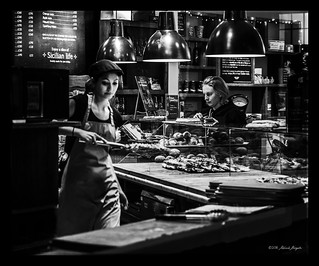 Sicilian café - They're gonna make you a Pizza you can't refuse [Explored]