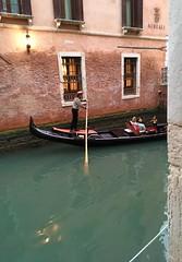 Gondolier (lola rudin) Tags: italy venice gondolier gondola
