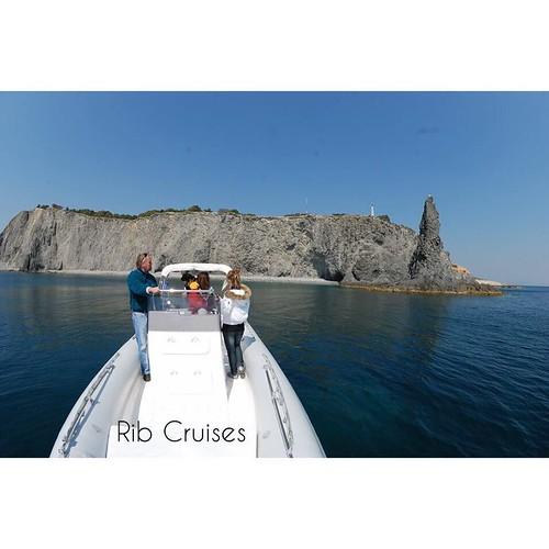 Ribbing around! #summer #sea #greekislands #ribcruises #rentaboat #boat #sun