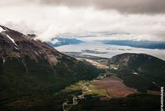Ushuaia e il canale di Beagle