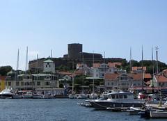 karlstens fortress (helena.e) Tags: water boat fort fortress bt marstrand fstning helenae carlstensfstning