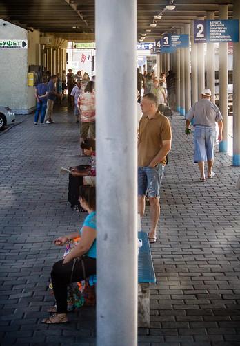 Kerch Bus Station