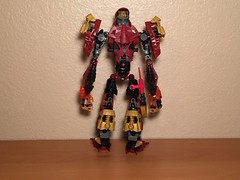 Inferno Toa of Fire (xFlashDx) Tags: toy lego action technic figure bionicle 2015