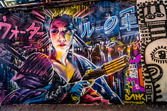 graffiti6 (Steve J Cottis) Tags: london art graffiti leakestreet tokina1116mm28 nikond5300