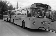 Daimler Roadliner 55 (DH73.) Tags: transport marshall 55 bournemouth daimler roadliner kru55f